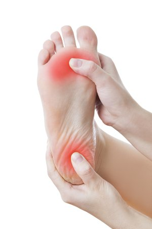 foot - pain